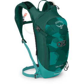 Osprey Salida 8 Backpack Women Teal Glass